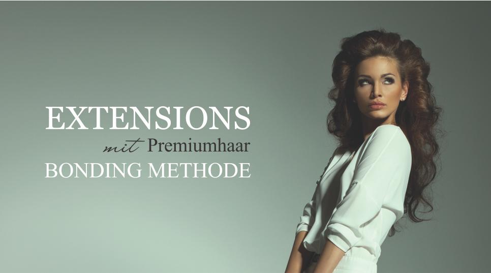 Extensions mit Premiumhaar