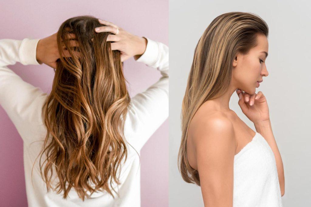 Haarpflege